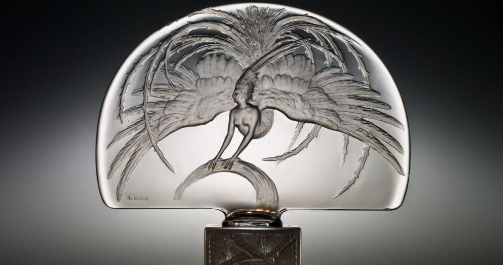 Rene Lalique, Firebird Luminaire, @1922