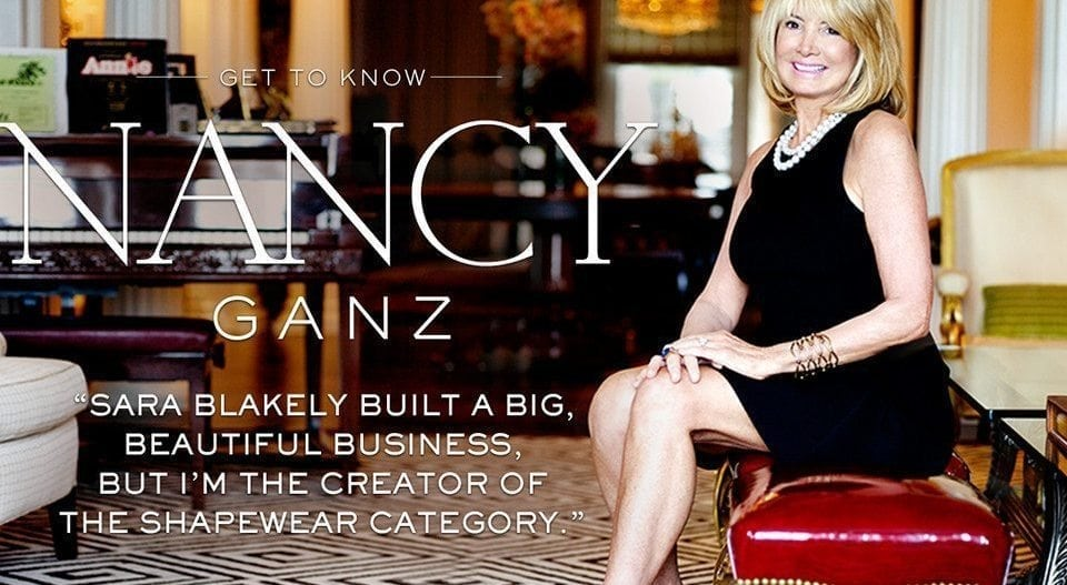 """Sara Blakely built a big, beautiful business, but I'm the creator of the shapewear category."""