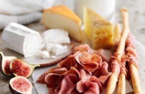 Prosciutto Cheese Platter