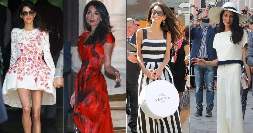 Style Icon Amal Clooney - 1010 Park Place