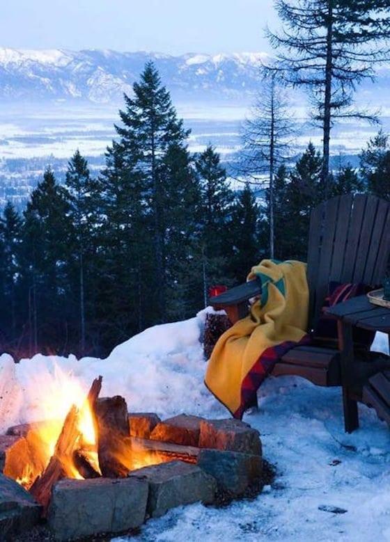 Montana Mountainside Chair