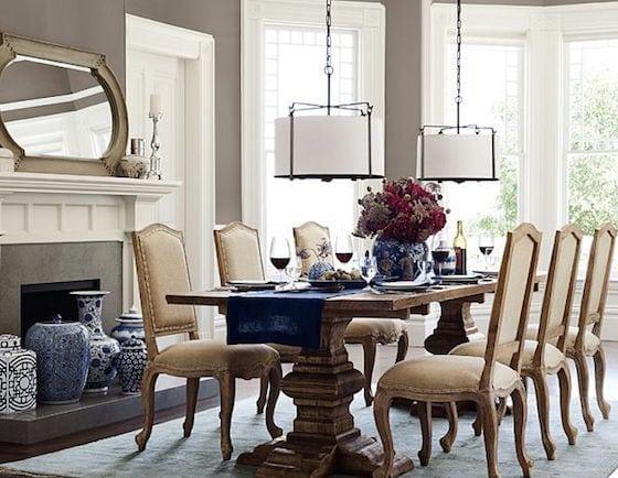 Williams Sonoma Dining Room Table