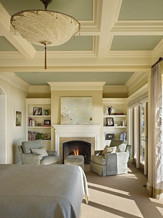 jazz up your room with a painted ceiling 1010 park place
