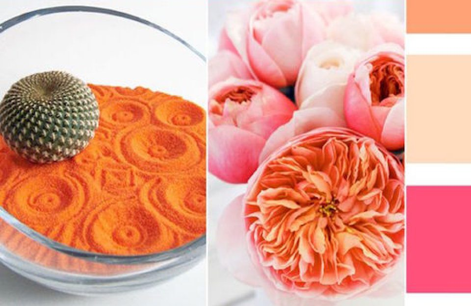 Bright Pinks and Oranges for Spring 2016