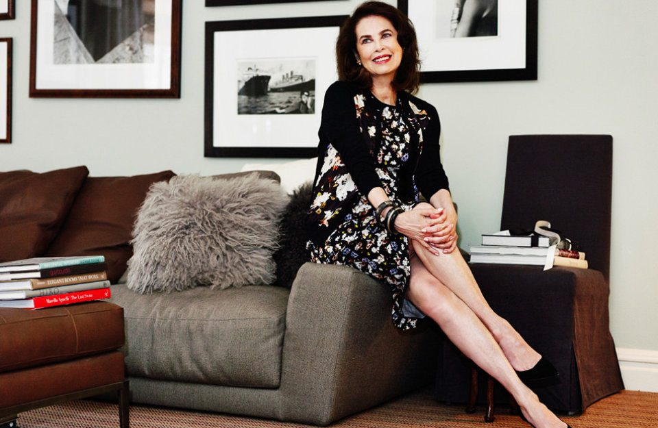Dayle Haddon is the only model to have had four major contracts as the face and international spokesperson for L'Oréal, Revlon, Estée Lauder and Max Factor.