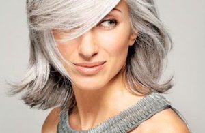 Gorgeous Gray Hair