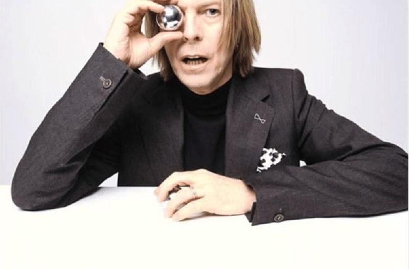 David Bowie, @Mick Rock, 2002