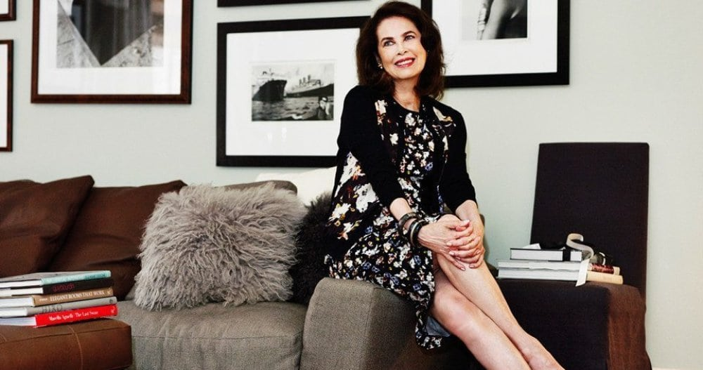DAYLE HADDON IS THE ONLY MODEL TO HAVE FOUR MAJOR CONTRACTS AS THE FACE AND INTERNATIONAL SPOKESPERSON FOR L'OREAL, REVLON, ESTÉE LAUDER AND MAX FACTOR.