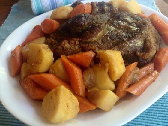Marti Duncan's Pot Roast