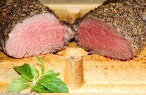 Company Beef Tenderloin