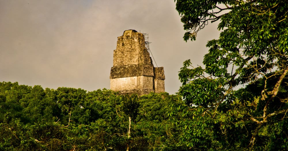 Tikal Photograph by Graeme Churchard, Flickr.com