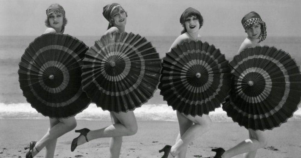 1920s Bathing Beauties