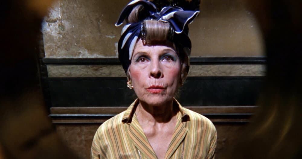 The great Ruth Gordon from the 1968 film Rosemary's Baby.