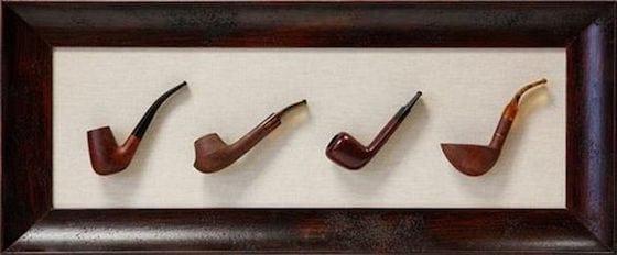 Framed Pipes