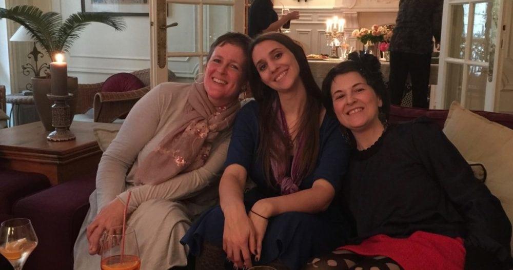 New Friends, Paris