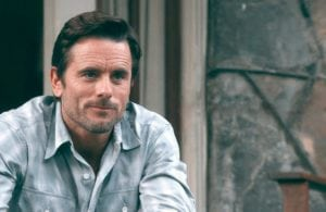 "Actor, Charles ""Chip"" Esten, Nashville's Deacon Claybourne"