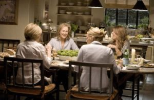 Meryl Streep, great girlfriends and It's Complicated