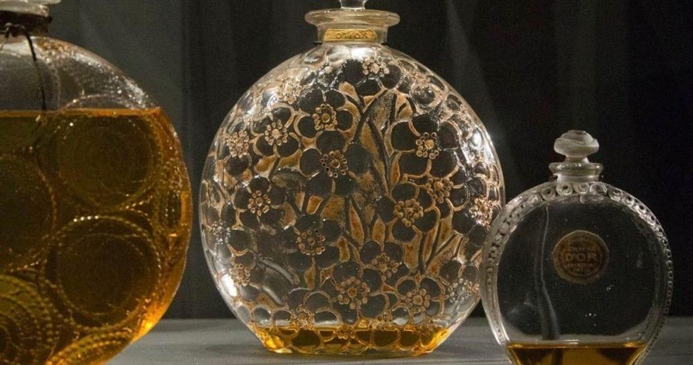 Lalique Perfume Bottles