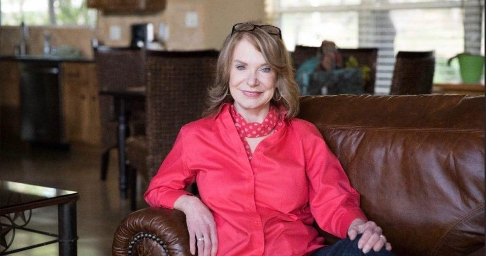 Reesa Bowen Doebbler, President Alamo Area Chapter, American Gold Star Mothers