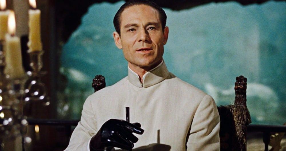 'Dr. No,' the first James Bond film.