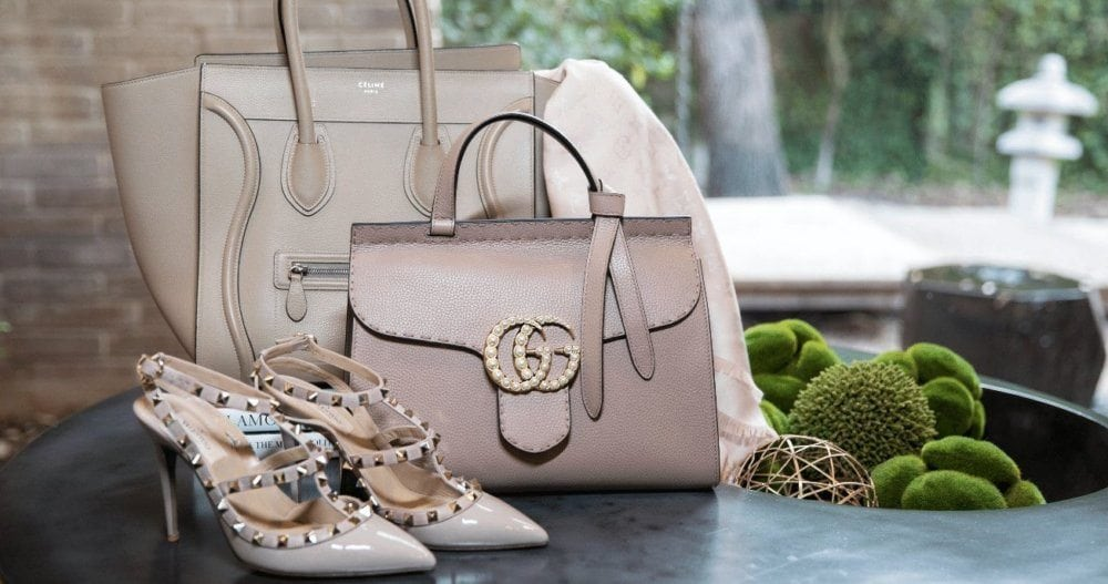 """Since I've been with Neiman Marcus I've had access to beautiful quality handbags, and I immediately replaced all of my other bags with one great one. It's """"the investment to wear ratio."""""""
