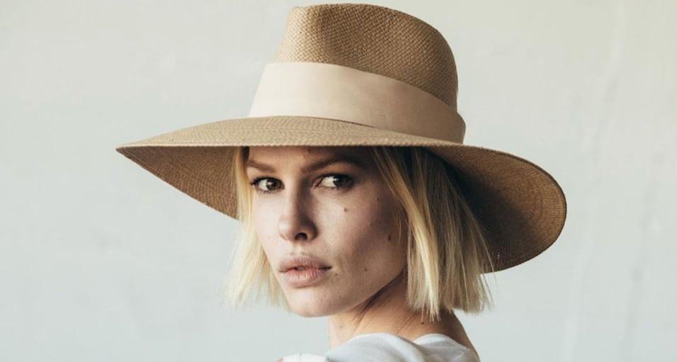 JANESSA LEONÉ 'Clémence' Hat