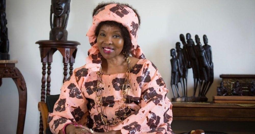 Philippa Kibugu-Decuir, Founder of Breast Cancer Initiative East Africa. Photographs by Jennifer Denton